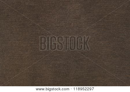 Background Pattern Of Dark Brown Tile Textile Texture