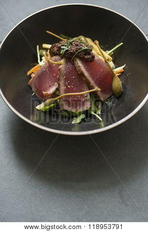 Seared Tuna Meal