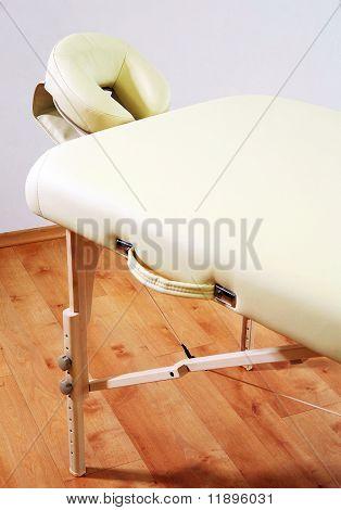 Massage Table Detail