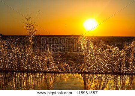 Sunset Sevastopol
