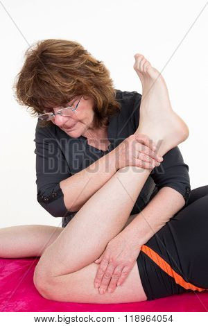Manual, Physio And Kinesio Therapy Techniques Performed