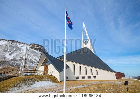 Olafsvik Church