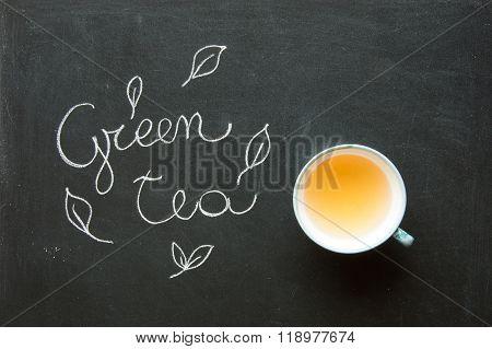 Green Tea Bancha