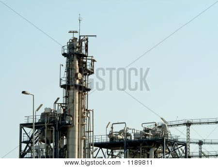 Petrochemical Tower