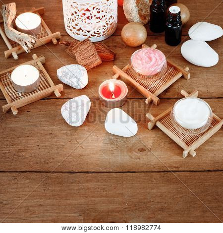 Spa Treatment And Aromatherapy Set