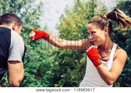 Sparring Partners