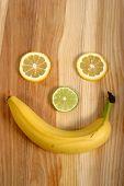 Happy Fruit poster