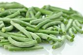 picture of green-beans  - fresh frozen Green beans  - JPG