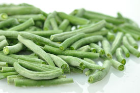 picture of green bean  - fresh frozen Green beans  - JPG