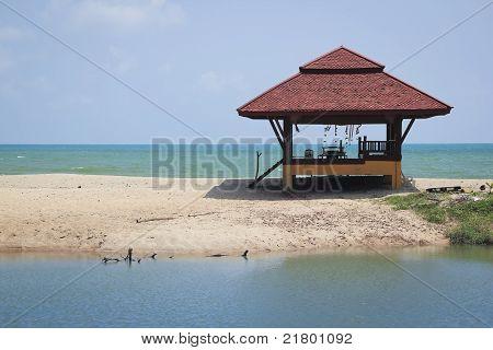 Beach Hut Lami Beach Koh Samui