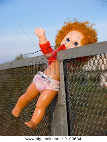 Thrown Out Doll