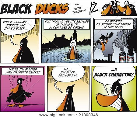 Black Ducks Comics Episode 67
