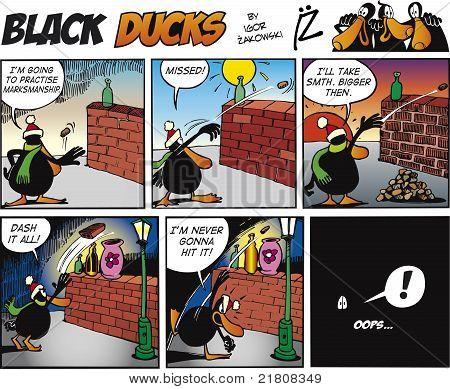 Black Ducks Comics Episode 68