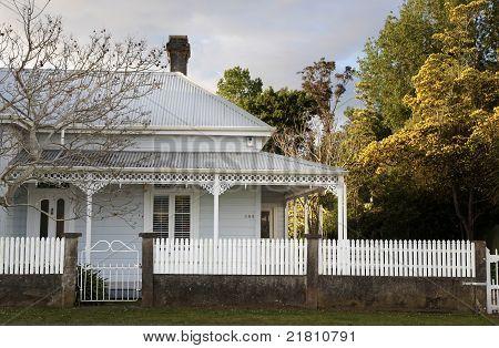 Historic House In Coromandel