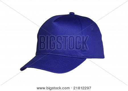 Baseball Cap Blue