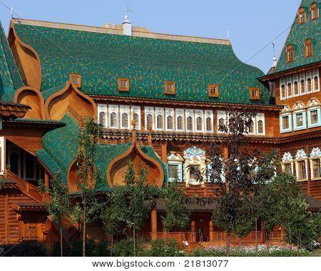 Palace Of Tsar Alexei Mikhailovich