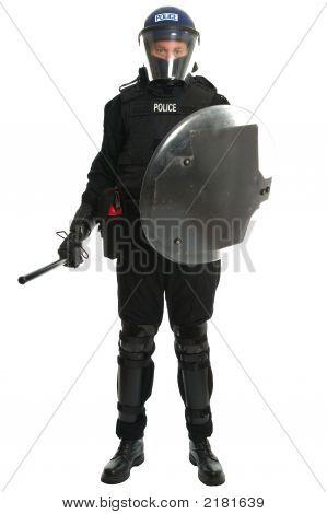 Police Riot Officer