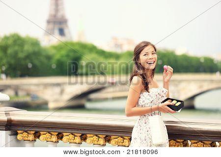 Chica de París