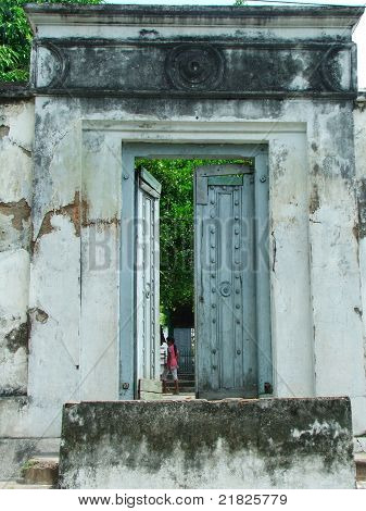 Old 1500's Gate