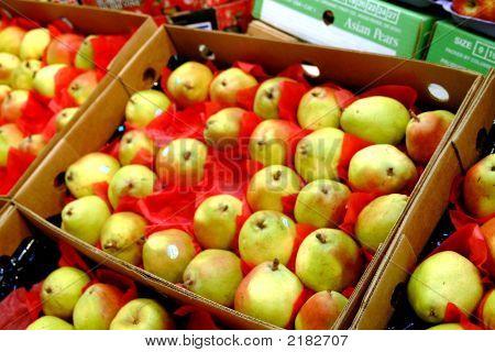 Christmas Pears