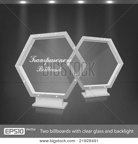 Transparency Billboards