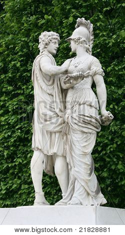 Janus And Bellona