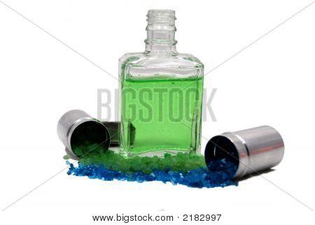 Bath Oil Or Body Wash With Salts