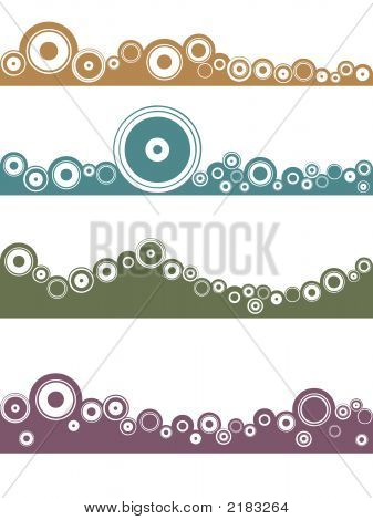 Landscape Graphic Elements 8