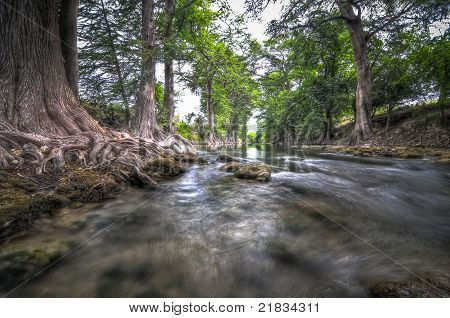 River's Edge, Texas Hill country