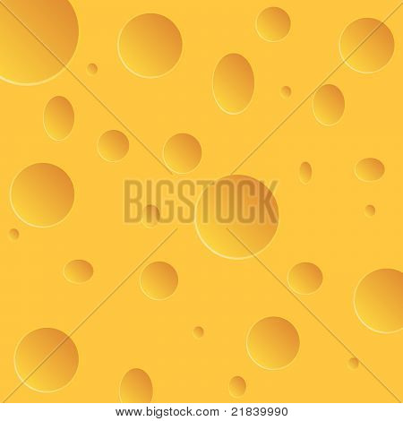 Illustration Cheese