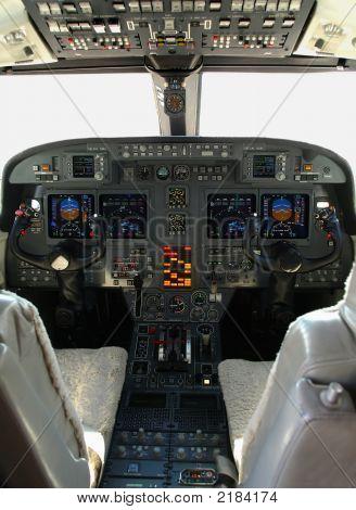 Gulstream Cockpit