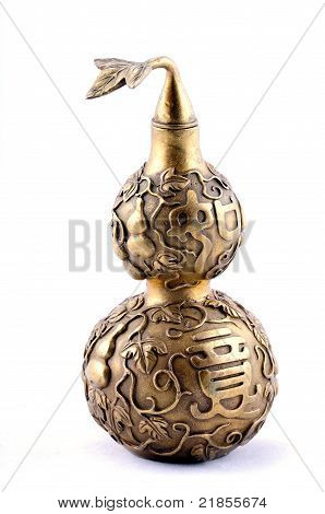 Wu Lou Gourd An Asian Symbol Of Health And Wealth