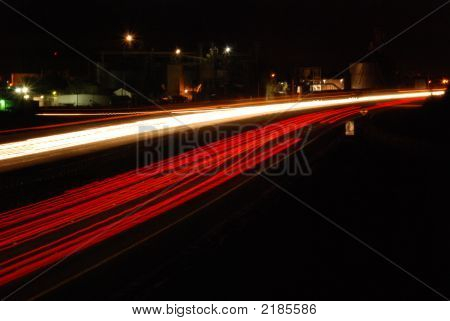 Long Freeway Exposure