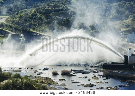 Big Water Discharge