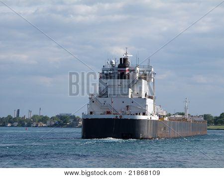 Großen Seen Frachter