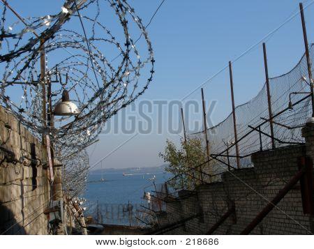 Prison Near The Sea