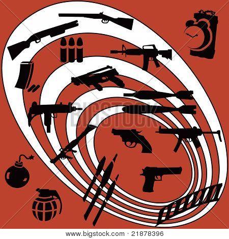 weapons of mass destruction in bullseye