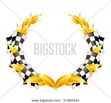 Emblema Racing, copia de mapa de bits