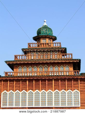 Tower Of The Palace Of Tsar Alexei Mikhailovich