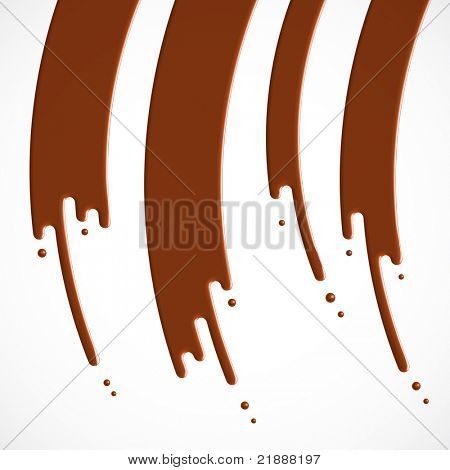 Chocolate Dripping, Flasher Design