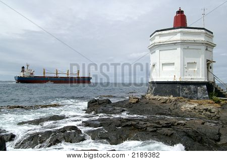Bluff Lighthouse