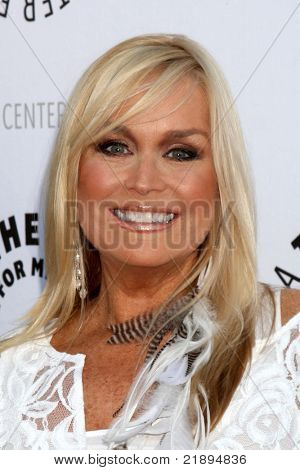 LOS ANGELES - JUN 7:  Catherine Hickland arrives the Debbie Reynolds Hollywood Memorabilia Collection Auction & Auction Preview at Paley Center For Media on June 7, 2011 in Beverly Hills, CA