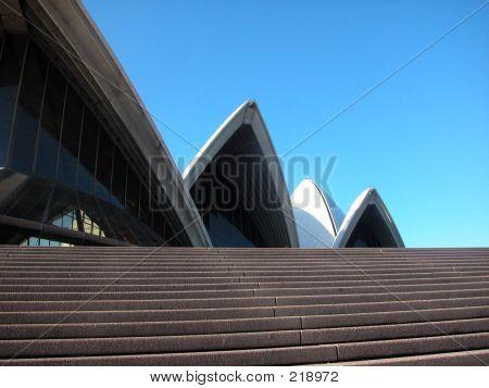 Escaleras de la ópera