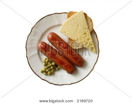 Breakfast With Sausages