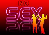 picture of pervert  - illustrations and silhouettes of sexy women with heart - JPG