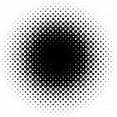foto of dot pattern  - vector dots pattern - JPG
