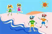 Summer Kids poster