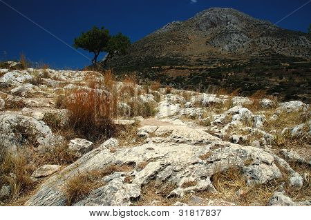mycenae mountain