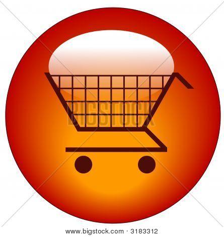 Button Shopping Cart