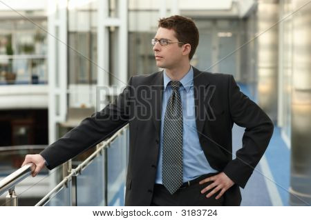 Atractive Businessman